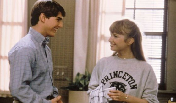 Endless Love: Tom Cruise's first movie role