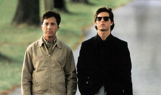 Tom Cruise and Dustin Hoffman made one of the best acting duos