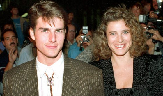 Tom Cruise was converted into Scientology thanks to his girlfriend Mimi Rogers