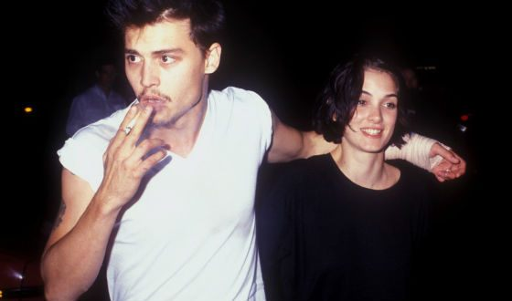 Winona Ryder and Johnny Depp's divorce was caused by mass media unhealthy attention