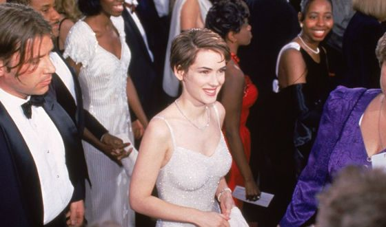Winona Ryder was nominated for 1994 Academy Awards