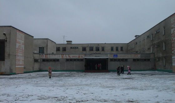 Teenagers organized a «fight club» In Yeizov school №8