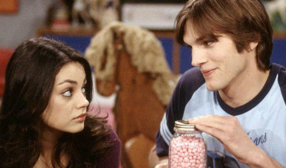 Mila Kunis became famous thanks to «That '70s Show»