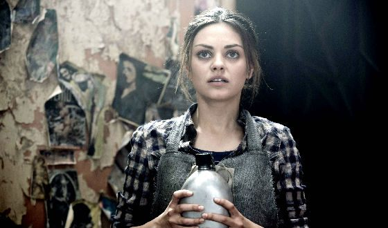 The Book of Eli:Mila Kunis as Solara