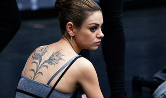 Mila Kunis dropped 9 kilos for the «Black Swan»