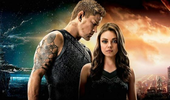 The stars of the «Jupiter Ascending»