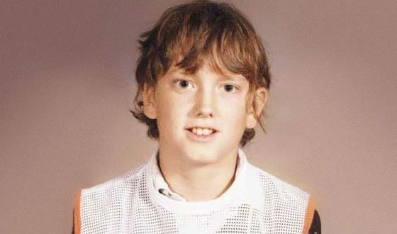Eminem's childhood cannot be called easy