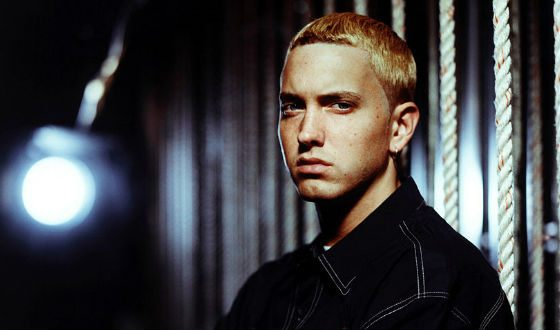 Eminem in his youth