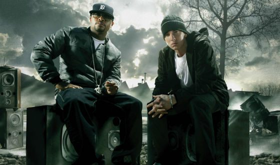«Bad Meets Evil»: Eminem and Royce da 5'9
