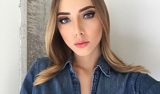 Eminem's daughter has grown up beautiful