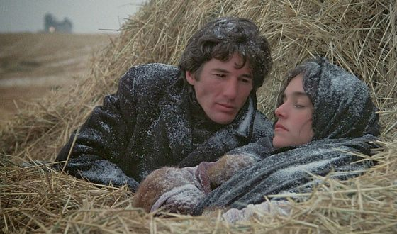 A shot from the Days of Heaven
