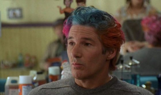 Richard Gere in the Runaway Bride