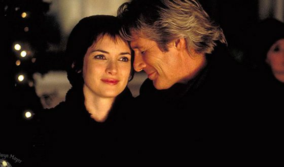 In the photo: Richard Gere and Winona Ryder