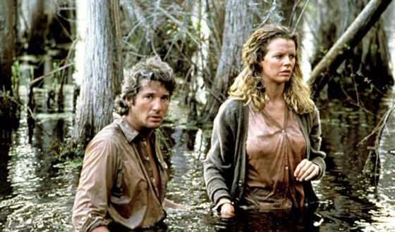 Richard Gere and Kim Basinger (No Mercy)
