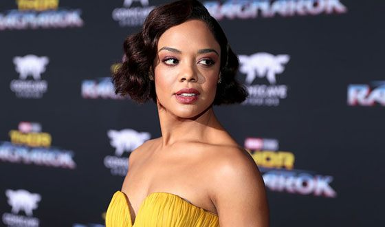 The height of Tessa Thompson is 162 cm