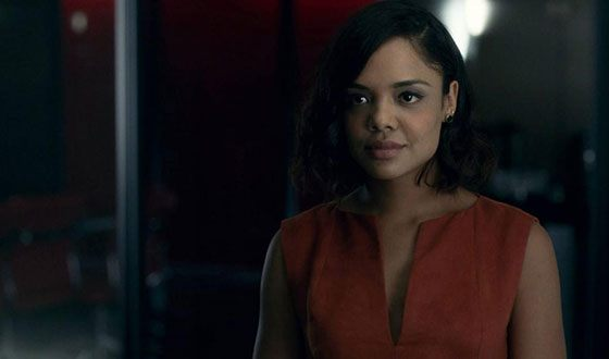 Tessa Thompson in the TV series Westworld