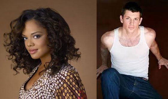 Tessa Thompson and Ben Crawley