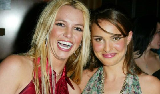 Natalie Portman and Britney Spears are familiar from childhood