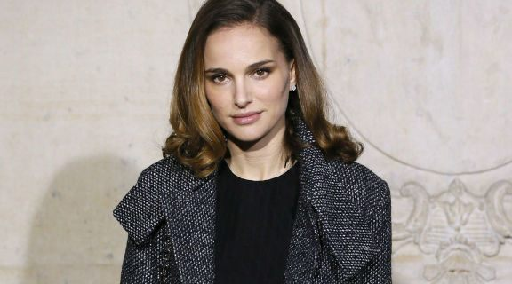 With age, Natalie Portman becomes only more feminine