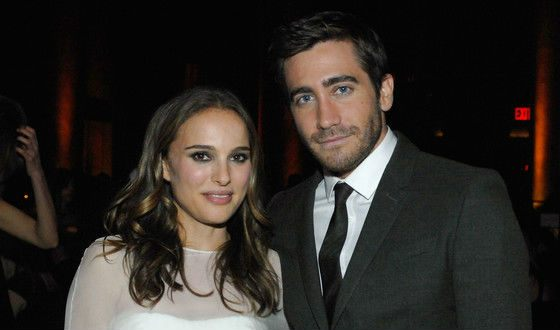 Portman was credited with a love affair with Jake Gyllenhaal