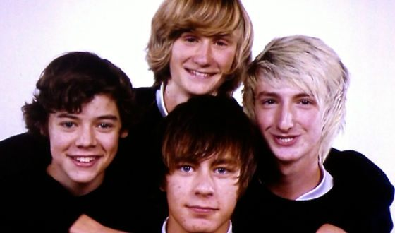 White Eskimo, Harry Styles' first band