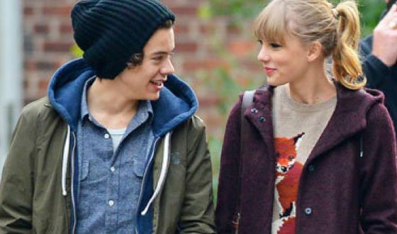 Harry Styles dedicated «Perfect» song to his ex-girlfriend Taylor Swift