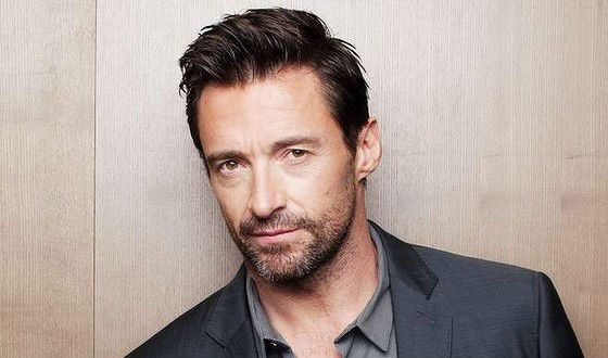 Theater and movie actor Hugh Jackman