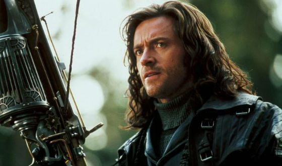Hugh Jackman as Van Helsing