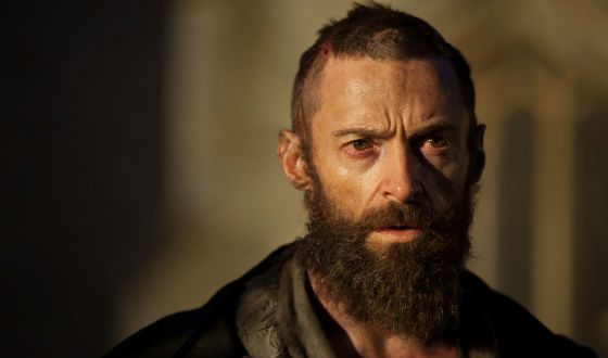 """Les Misérables"": Hugh Jackman as Jean Valjean"