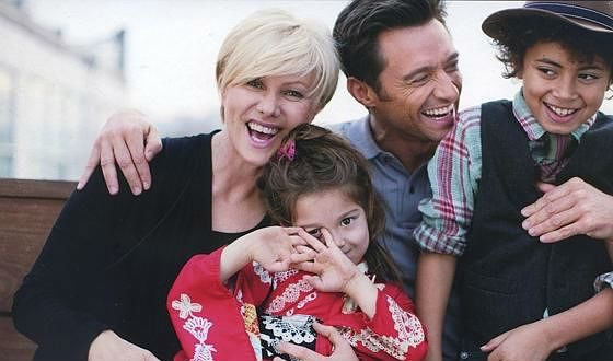 Hugh Jackman and Deborra Furness are adoptive parents of two