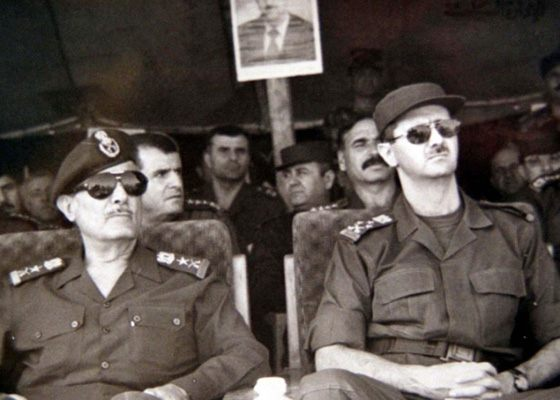 Bashar Al-Assad succeeds his father