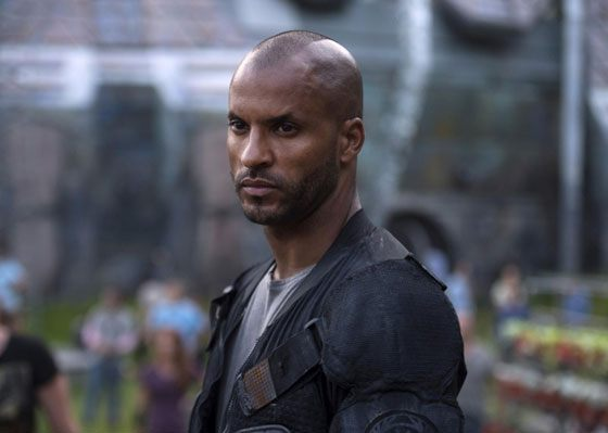 Ricky Whittle is not yet married
