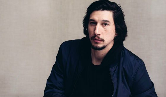 Adam Driver - Not just Kylo Ren of Star Wars
