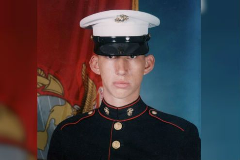 Adam Driver served in the United States Marine Corps
