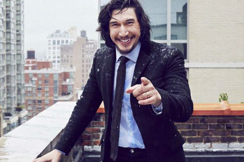 In 2005, Adam Driver`s career went up
