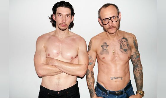 Co-starring with Terry Richardson in the TV series Girls