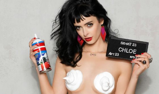 Krysten Ritter is not a believer in the institution of marriage
