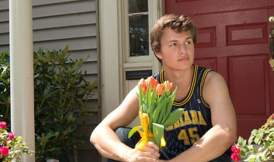 A shot from the movie «The Fault in Our Stars»