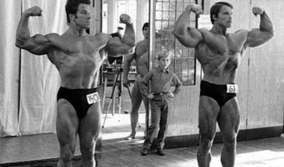 Arnold Schwarzenegger – biography, photos, facts, family ...