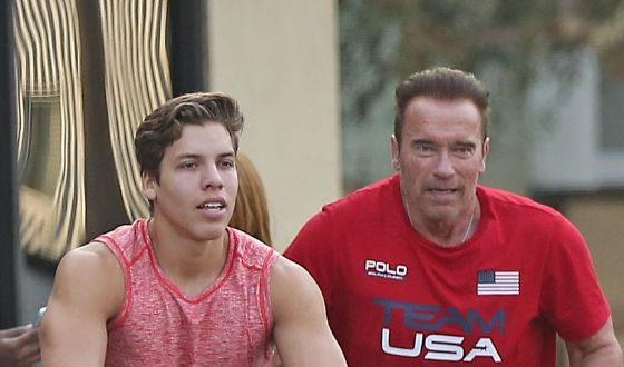 Arnold Schwarzenegger - biography, photos, facts, family ...