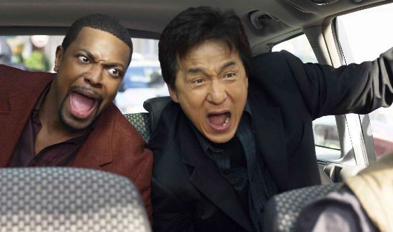 Rush Hour: Jackie Chan and Chris Tucker