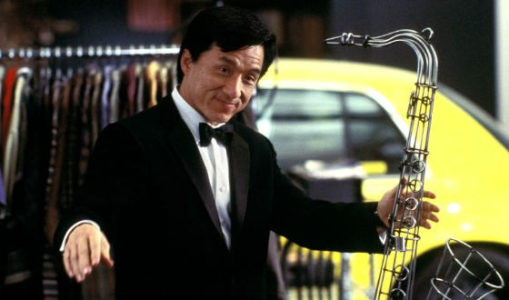 Jackie Chan is «The Tuxedo» star