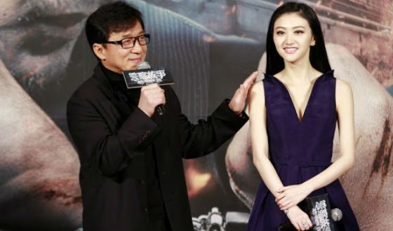 Jackie Chan's daughter tried to commit suicide