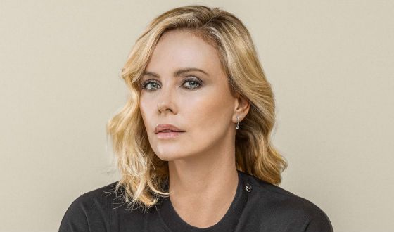 Charlize Theron, the most famous blonde in Hollywood