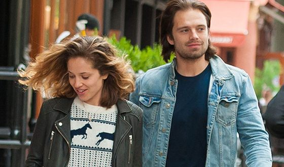 Sebastian Stan with Margarita Levieva