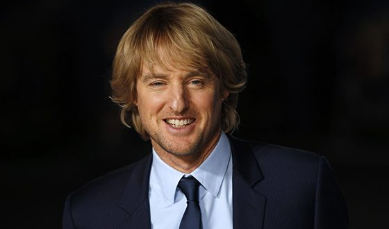 In the photo: Owen Wilson