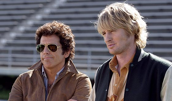 Owen Wilson and Ben Stiller in Starsky and Hutch