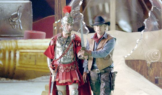 Owen Wilson in Night at the Museum