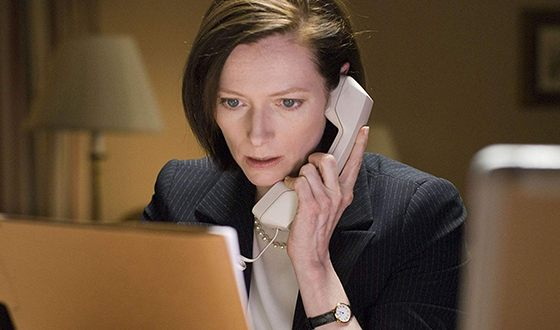 Tilda Swinton in Michael Clayton