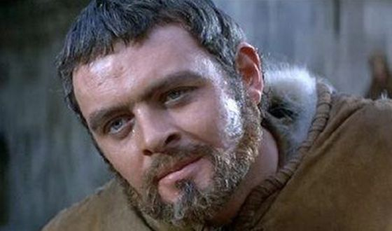 Anthony Hopkins in The Lion in Winter